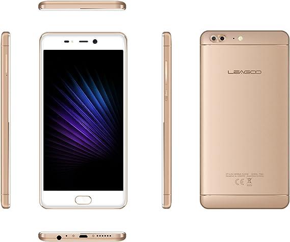 Leagoo T5-4G LTE Smartphone, 5,5