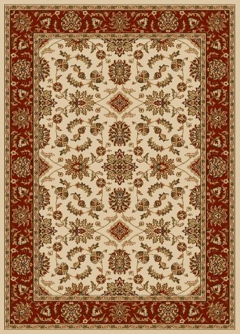 - Radici USA Como Durable Rug (9.10 ft. x 12.10 ft. in Ivory)