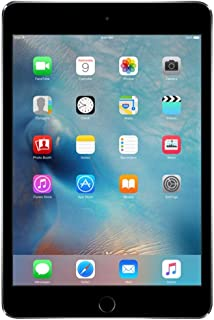 Apple Ipad Mini 4 With Facetime Tablet 79 Inch 128gb Wifi Gold