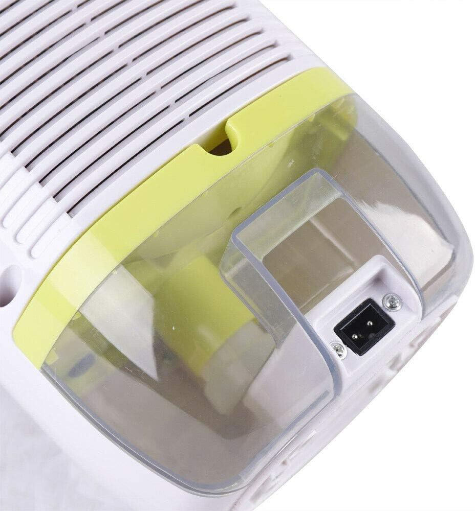 15 cm YIYIBY 800 ml mini deumidificatore elettrico deumidificatore automatico deumidificatore per camera da letto seminterrato armadio caravan ufficio 21