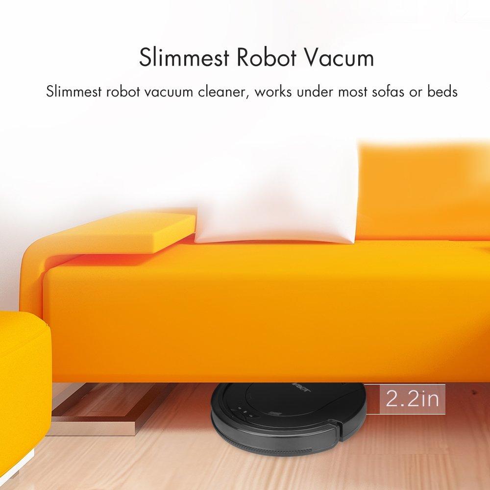 VBOT S30C Robot Aspirador para el Pelo de Mascotas y Superficies Duras: Amazon.es: Hogar