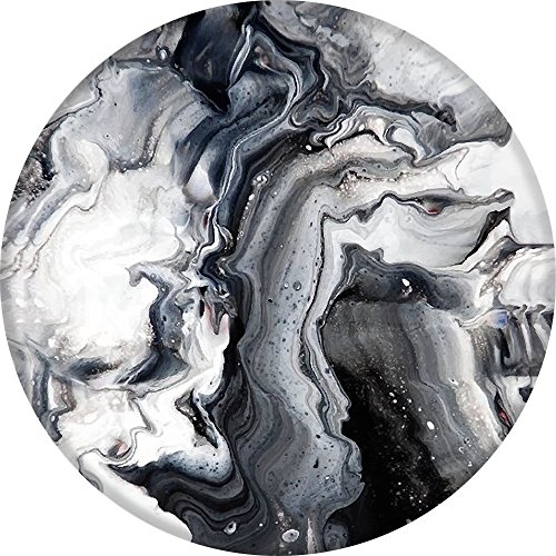 PopSockets: Collapsible Grip and Stand for Phones and Tablets - Ghost Marble by PopSockets (Image #1)
