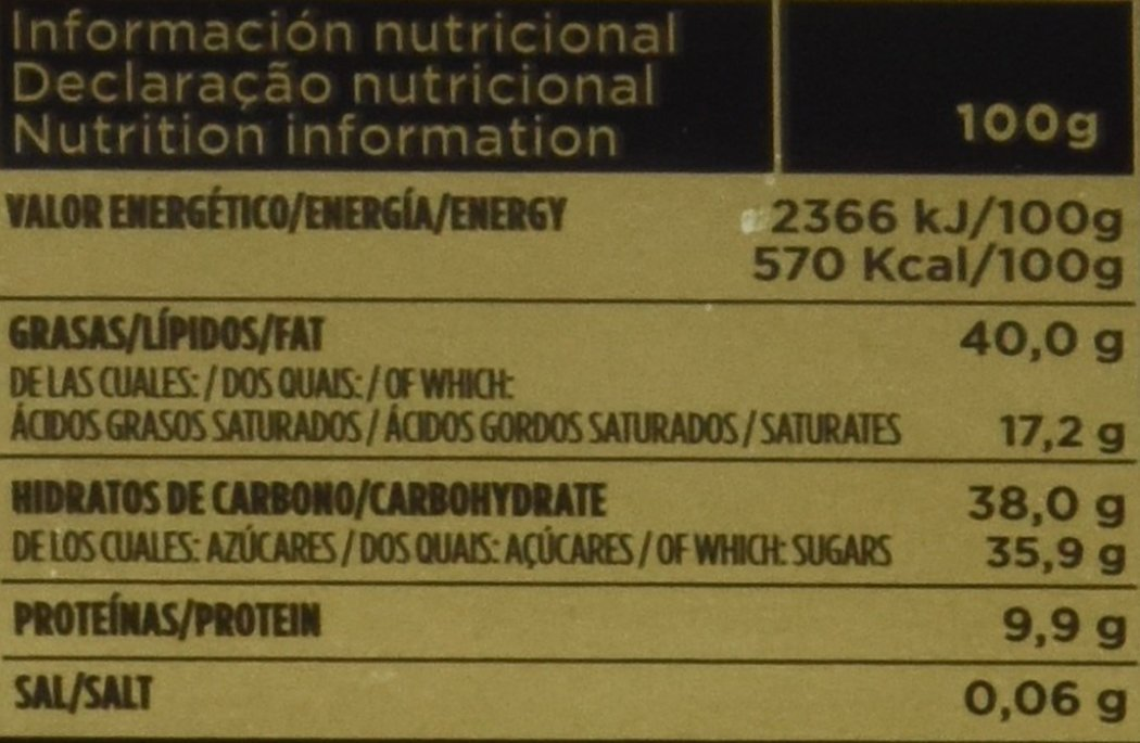 Chocolates Valor - Choholate Puro Almendras con Marconas Enteras - 250 g - [pack de 2]: Amazon.es: Alimentación y bebidas