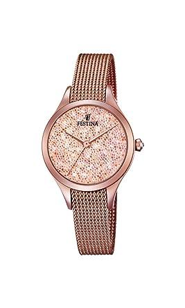 3138a8a7817 Festina Horloge F20338-2: Festina: Amazon.fr: Montres