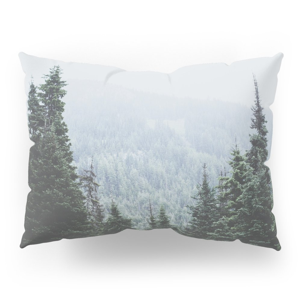 Society6 Forest Window Pillow Sham Standard (20'' x 26'') Set of 2