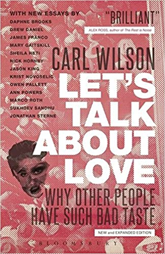 7ae05cad59 Let s Talk About Love  Why Other People Have Such Bad Taste  Amazon ...