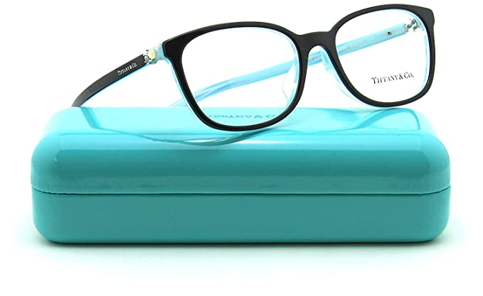 08ef12adb63 Image Unavailable. Image not available for. Color  TIFFANY   CO. TF2109BF -  8193 Eyeglass ...