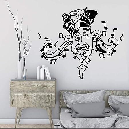 Geiqianjiumai Creativo y Notas de Sombrero Pegatinas de ...