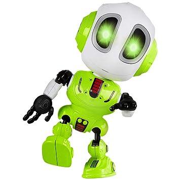 für sprechende Der wiederholtwas SOKY Intelligentes Spielzeug Roboter Sie Sagen Kinder j34AR5L