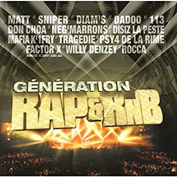 generation rap fr