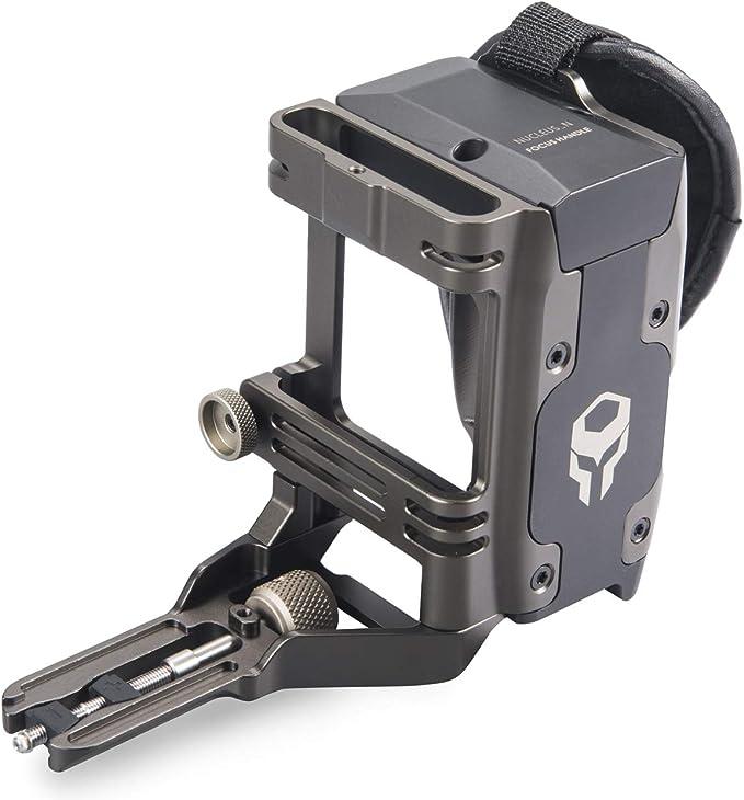 Tilta TA-SH1-97-G Side Power Handle Type I Compatible: Amazon.co.uk: Camera & Photo