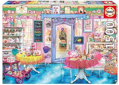 Educa Children's 1500 Cake Shop Puzzle (Piece)