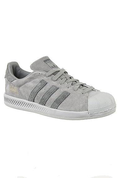 adidas superstar hommes grise
