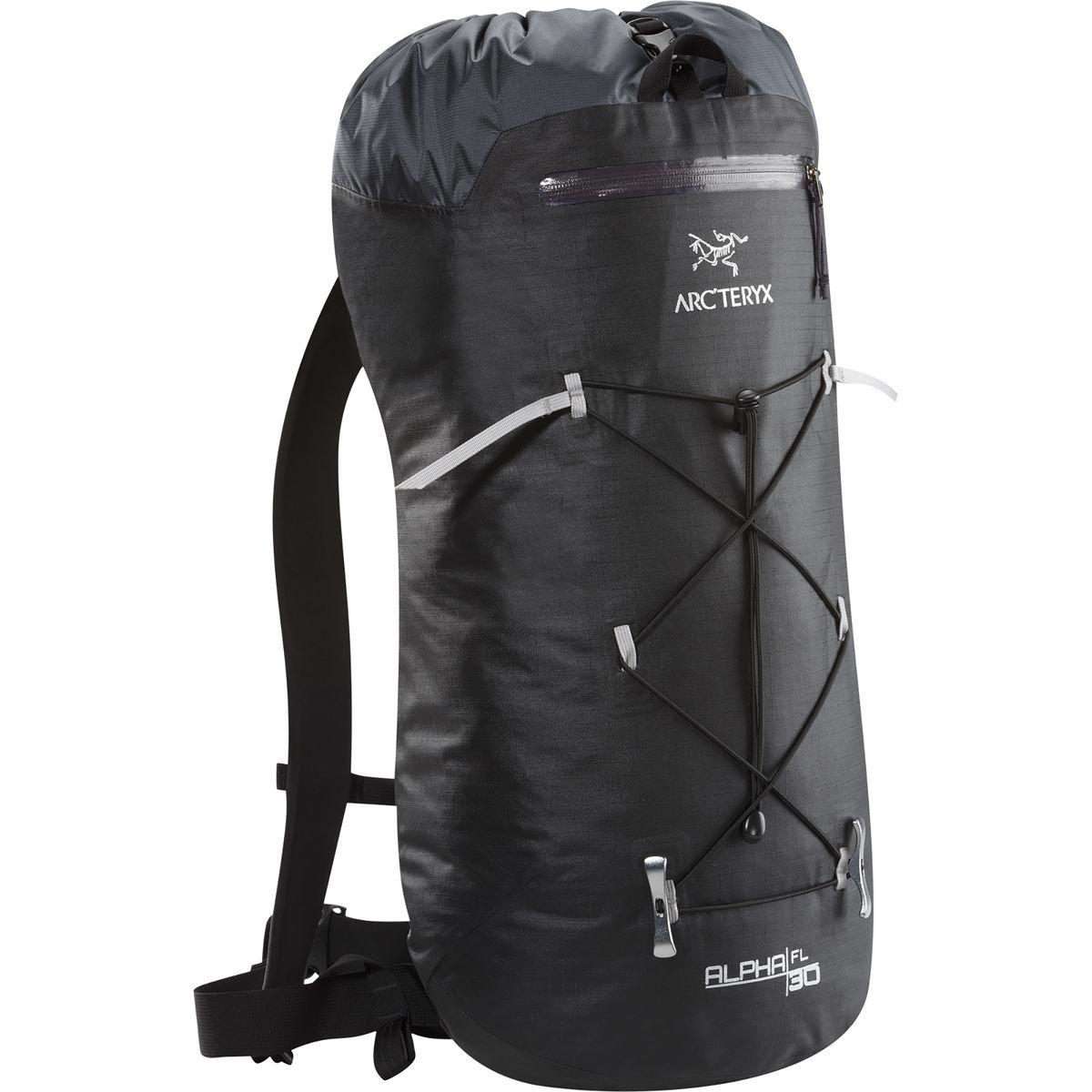 (アークテリクス) Arc'teryx Alpha FL 30L Backpackメンズ バックパック リュック Black [並行輸入品] Reg  B07F9PGC47