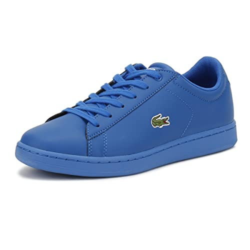 Lacoste Junior Blu Carnaby EVO 317 5 Sneaker-UK 2