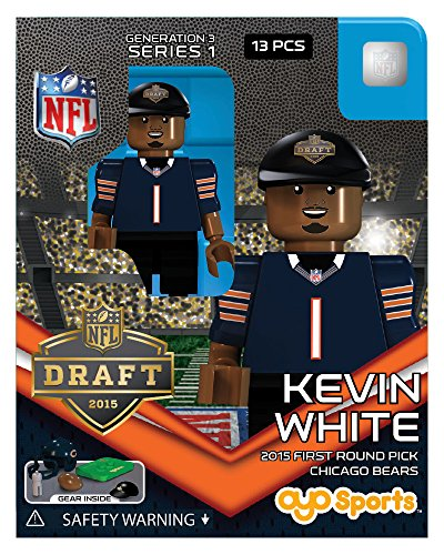 OYO - Kevin White 2015 First Round Draft Pick Generation 3 Chicago Bears