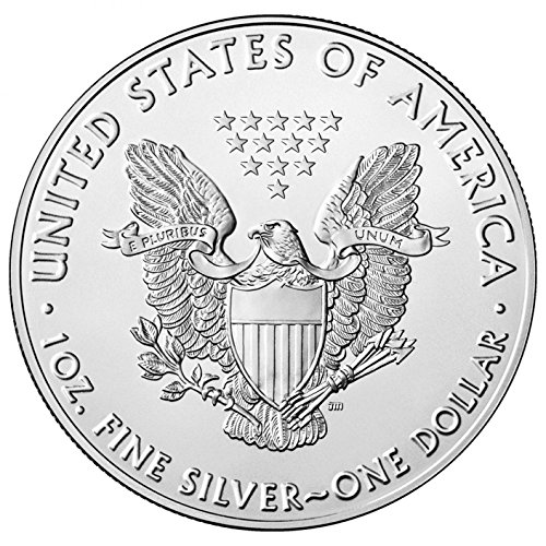 Large Product Image of 2018 American Silver Eagle Brilliant Uncirculated US Mint Box