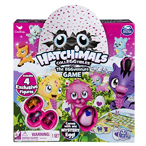 Games Jeux 6039474Hatchimals Eggventure Jeu
