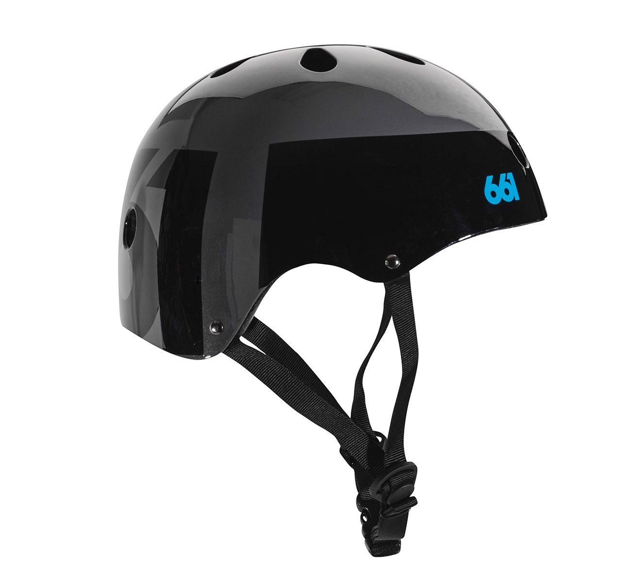 7044-05-001 CPSC Black, One Size 661 Dirt Lid Helmet