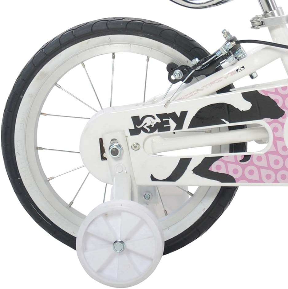 Age 3 and up Joey Ergonomic Kids Bicycle For Boys or Girls in Multiple Colors