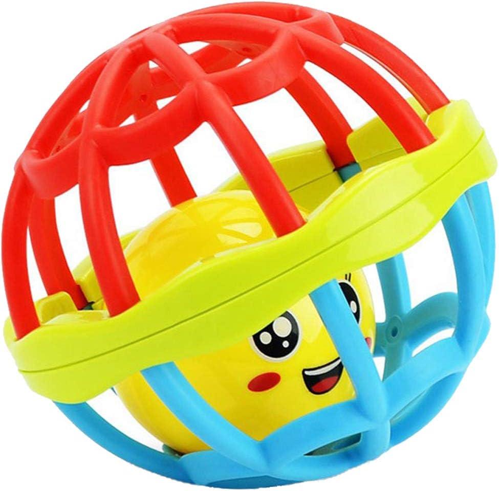 Ogquaton Bola suave de la actividad superior Bebé niño pequeño ...