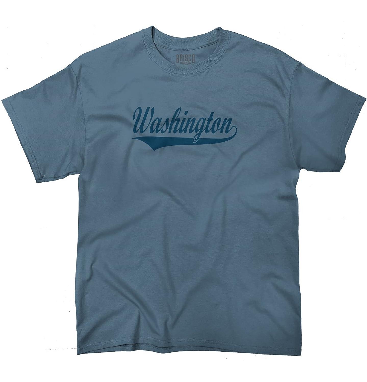Washington State Pride College University Hometown Apparel T-Shirt