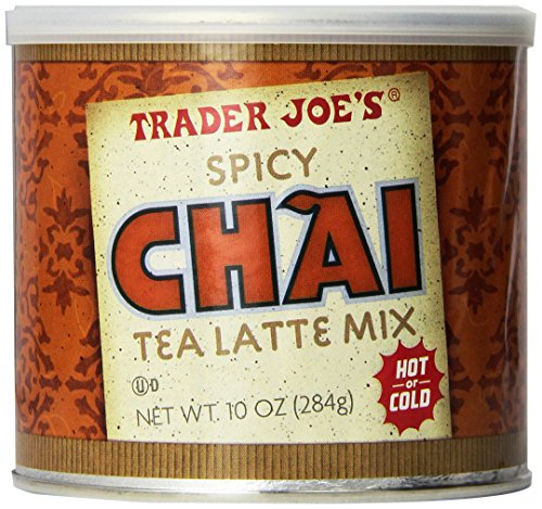 Trader Joes Spicy Chai Latte