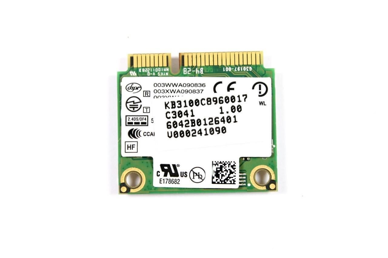 Intel Advanced-n+ Wimax 6250 622anxhmw Wifi