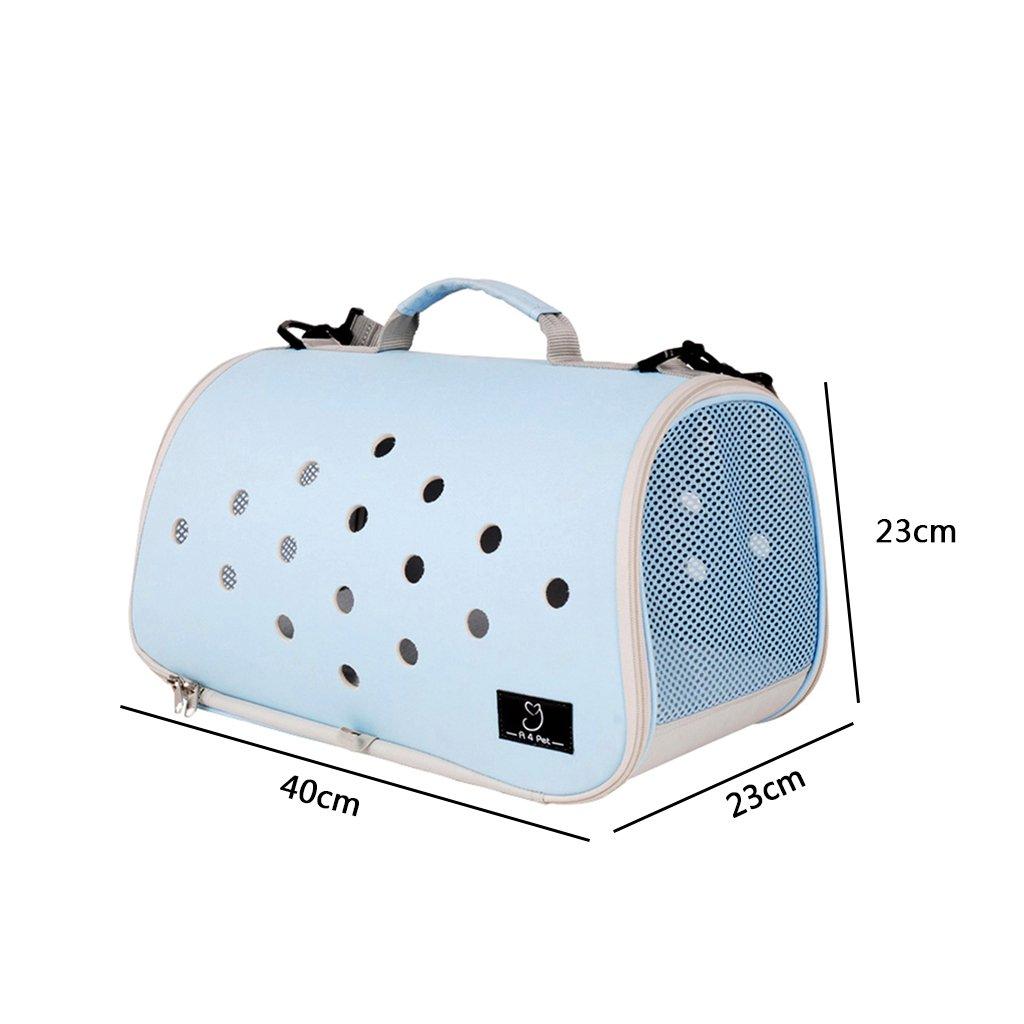 Bolsa para mascotas bolsa de viaje portátil para perros bolsa de gatos para gatos bolsa para gatos pequeña bolsa de viaje para perros bolsa de 8 kg para ...