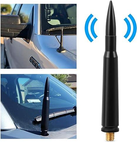 Antena de munición para Chevy 1500 Silverado de 50 Cal, con ...