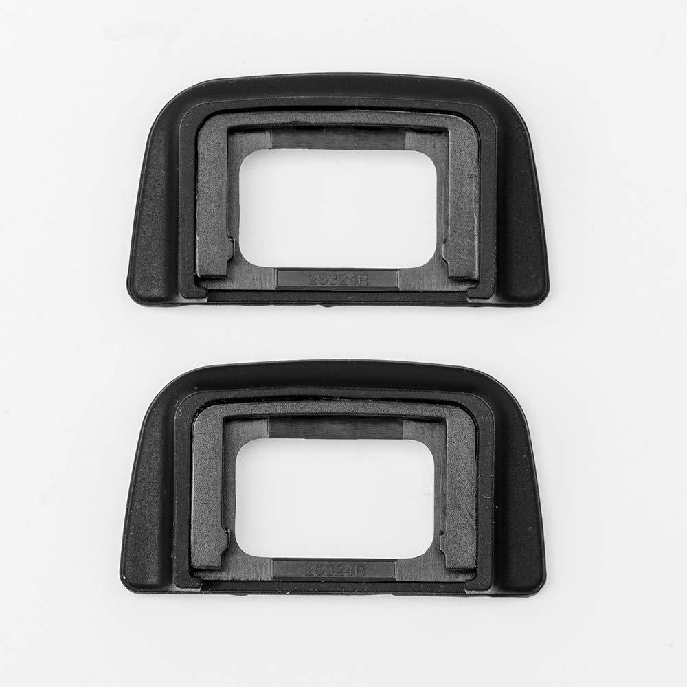 Eyecup,Sedremm Camera DK-23 Eyecup Replacement Eyepiece for Nikon D7100 D7200 D300 D300s 2 Pack