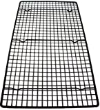 Southern Homewares Wire Cooling Rack, 18 by 10-Inch, Black