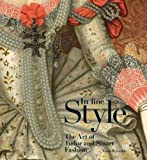In fine Style: The Art of Tudor and Stuart Fashion by Anna Reynolds (2013-04-01)
