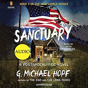 Sanctuary Audiobook