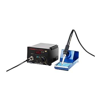 Stamos Soldering - S-LS-12 Basic - Estación de soldadura - SMD - 65 W - LED - Envío Gratuito: Amazon.es: Bricolaje y herramientas