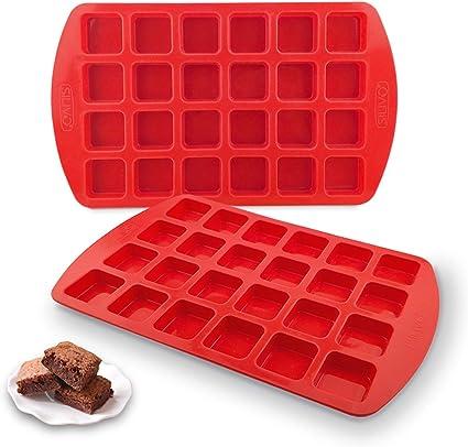 "9""Silicone Flexible Cake Cookies Mold Baking Bakeware Pan Wax Dish Tray BPA-free"