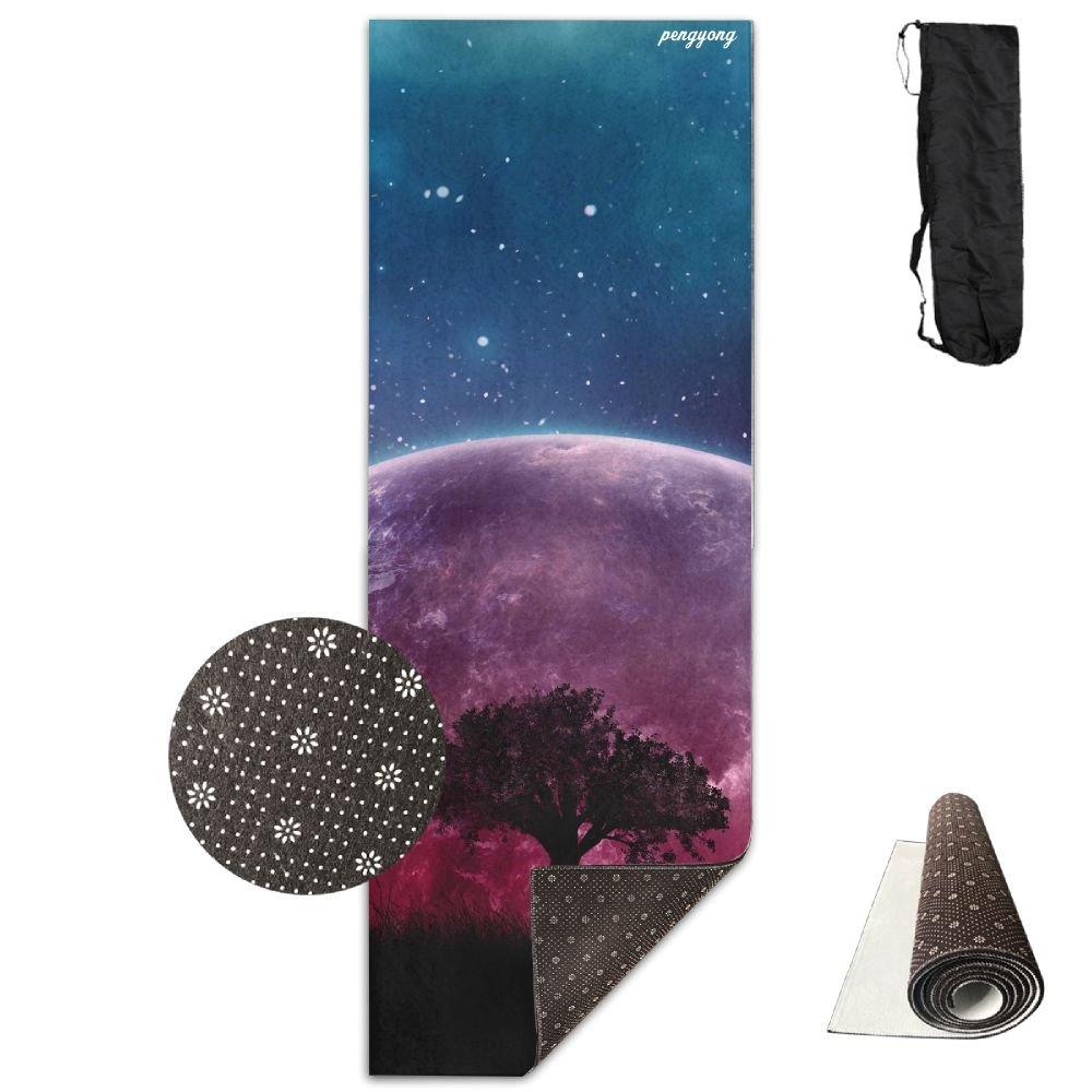 Amazon.com: pengyong espacio Galaxy estrellado árbol ...