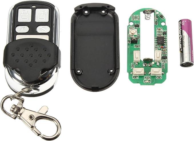 2 Boss BHT1 4 Pulsante 310MHz garage Porta chiave telecomando per Steel Line BHT1 2 ILS