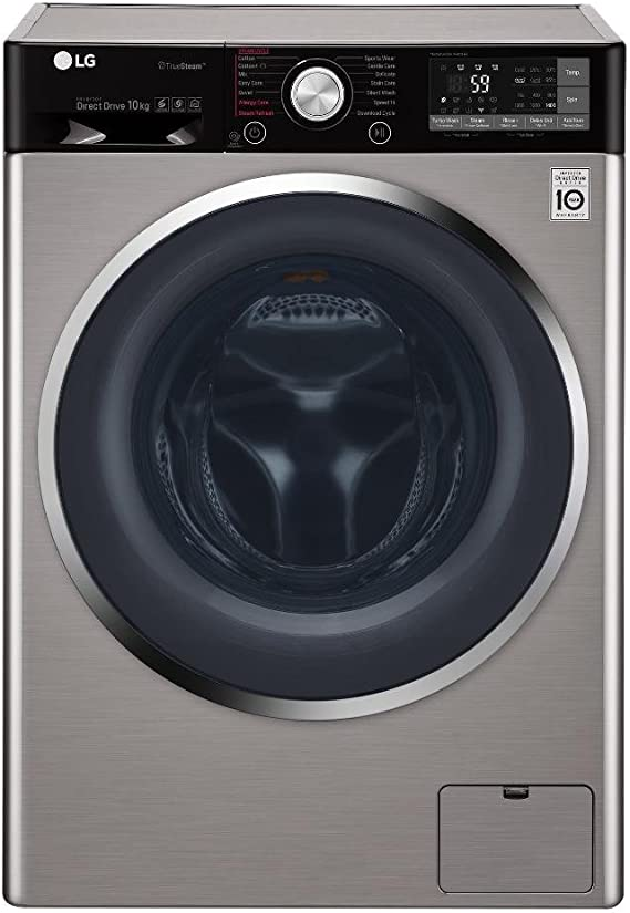 LG f4j9js2t – Lavadora turbowashtm 10 kg clase energética a + + + ...