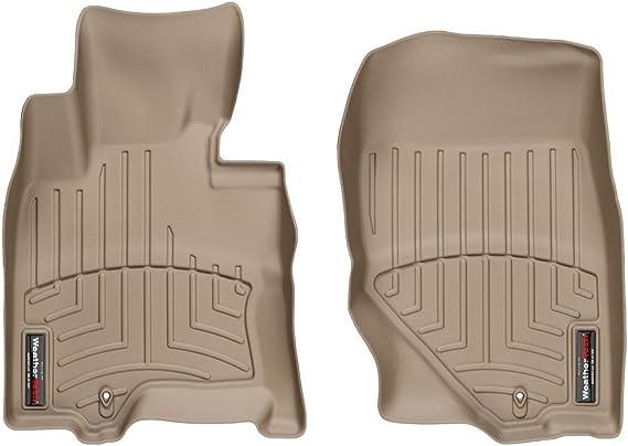 440921 Black WeatherTech Custom Fit Front FloorLiner for Infiniti FX35//FX45