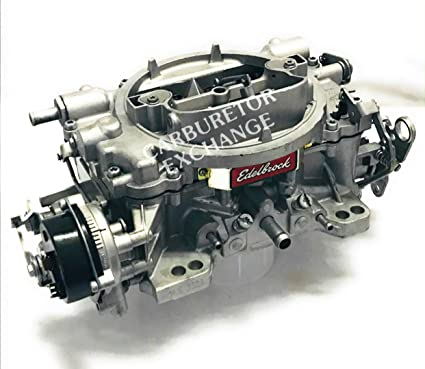 Amazon com: 1406 Edelbrock Remanufactured Carburetor 600 CFM