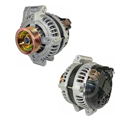 amazon com 180 amp high output alternator 2003 2007 accord 2 4l