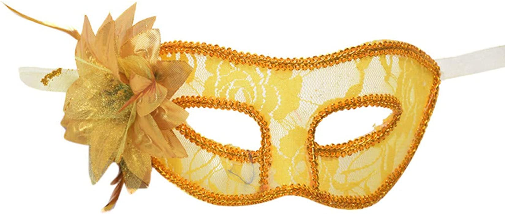 Amazon com: BEUU 2019 Carnival Mask Venetian Masquerade Masks Mardi