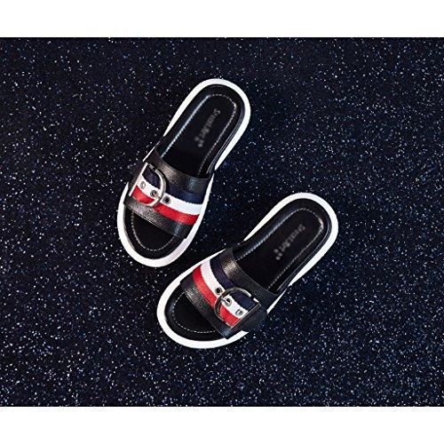 Donna sportive Pantofole moda 5 Estate 5 Sandali dimensioni Scarpe Abbigliamento r7fxrw