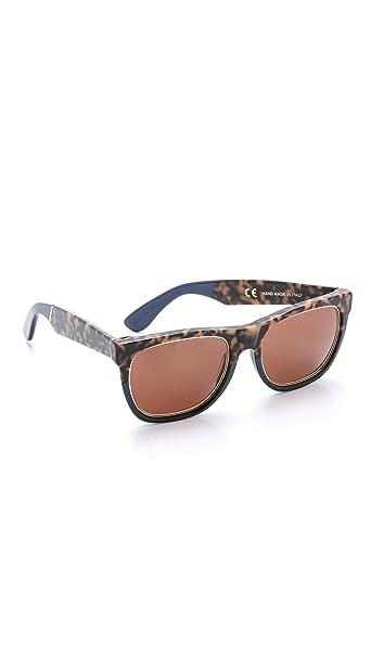 Amazon.com: Super anteojos de sol de la mujer Classic ...