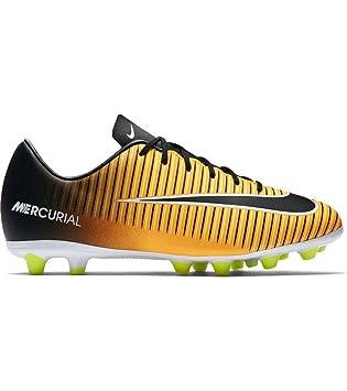 Nike JR MERCURIAL VICTORY VI AG-PRO - Zapatillas de fútbol sala, Unisex infantil, Naranja - (Laser Orange/Black-White-Volt): Amazon.es: Deportes y aire ...