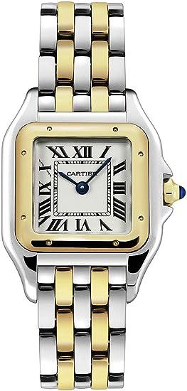 Cartier Panthere de Cartier W2PN0007 - Reloj para Mujer: Amazon.es: Relojes