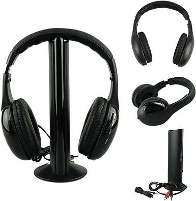 Amazon.com: Creazy 5IN1 Wireless Headphone