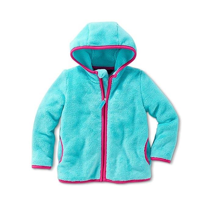 Ouneed® - Abrigo - Blusa - para niña Azul azul