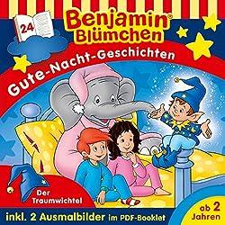 Der Traumwichtel (Benjamin Blümchen - Gute-Nacht-Geschichten 24)